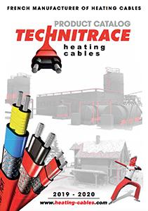 heating cables - câbles chauffants Technitrace
